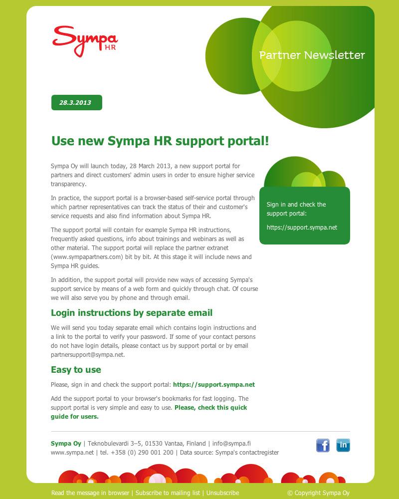 Wunderbar Beispiel Business Newsletter Zeitgenössisch - FORTSETZUNG ...