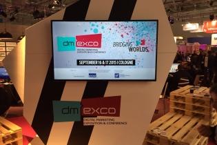 Review #dmexco2015: Welten verbinden