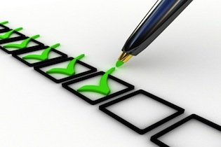 Checkliste für E-Mail Marketer